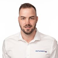 Matthias Scheerer, contact for sales at ZELTWANGER CNC Manufacturing